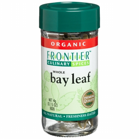 28449 Organic Whole Bay Leaf