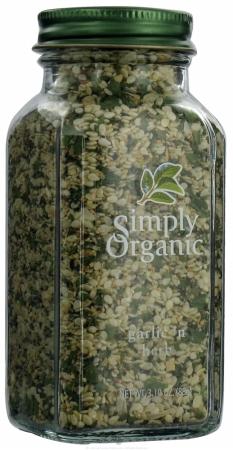 28706 Organic Garlic N Herb