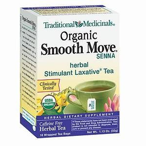 29008-3pack Smooth Move Herb Tea - 3x16 bag