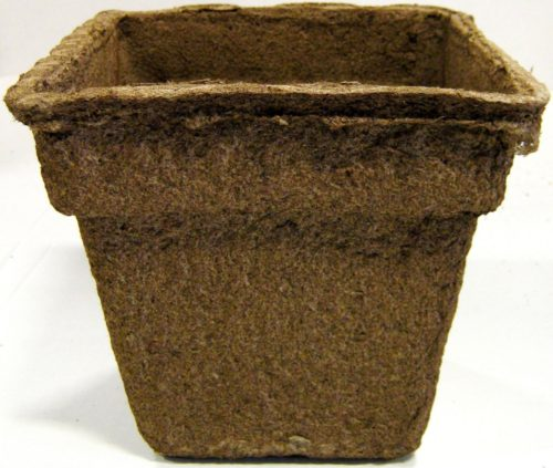#3 Square Pot - 24 pots