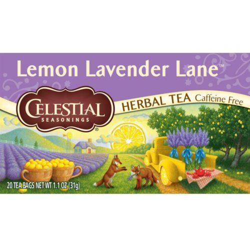 302052 Lemon Lavender Lane Herb Tea - Pack of 6