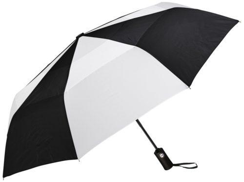 3102D Traveler Double Canopy - Black & White