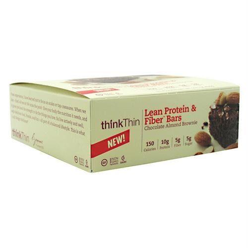 3110030 Think Thin Lean Chocolate Almond Brownie