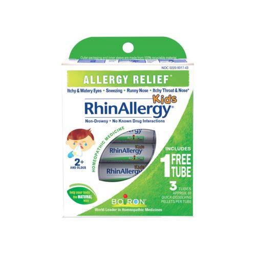 330743 Rhin Allery Kids Pellets - Pack of 3