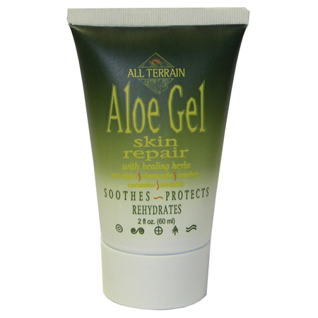 360071 Aloe Gel Skin Relief 5oz Tube