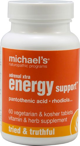 364013 Adrenal Xtra Energy Support 60 Tablets