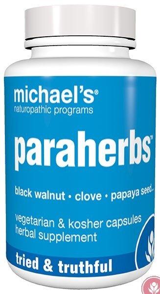 364021 Paraherbs 120 Vegetarian Capsules