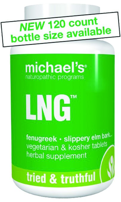 364031 LNG Dietary Supplement 120 Tablets