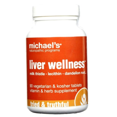 364102 Liver Wellness 90 Tablets