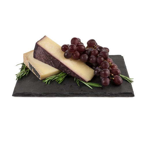 3707 Country Home Small Slate Cheese Board, Black