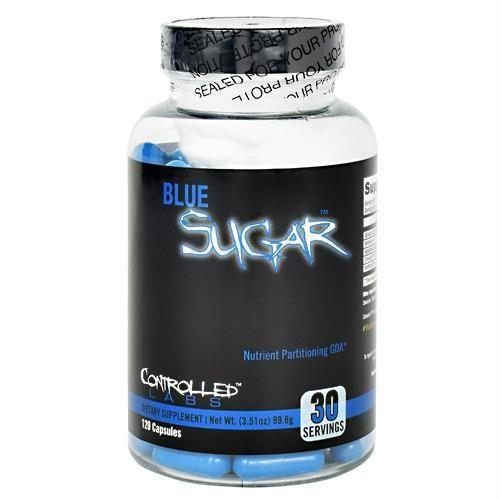 3770131 Blue Sugar, 120 Capsules