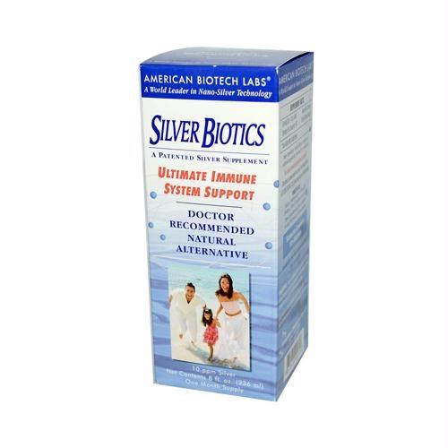 399659 Silver Biotics Ultimate Immune System Support - 8 fl oz