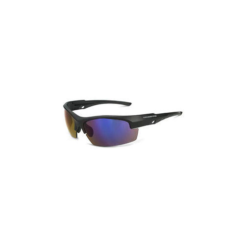 40228D Crucible Safety Glasses - Blue Mirror Lens