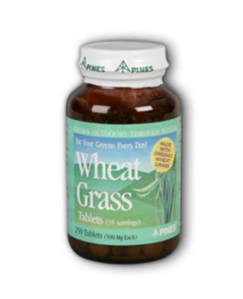 40352 Organic Wheat Grass 500mg Tabs