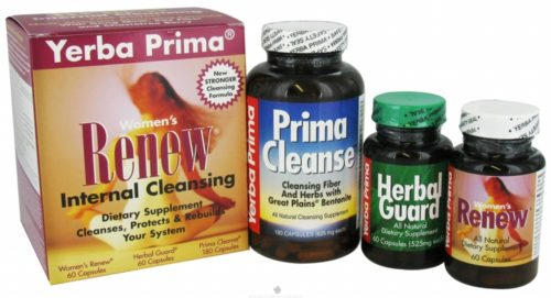 40701 Womens Renew Cleanse System