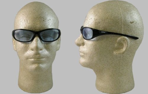 412-20542 3013857 Spec Hellraiser Safety Eyewear - Light Blue