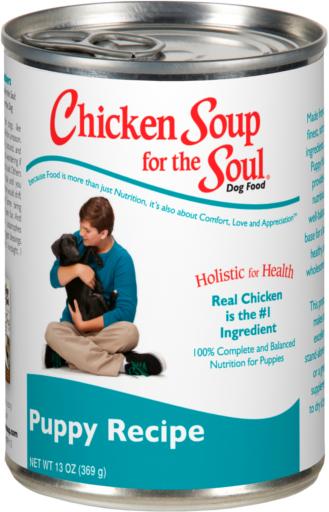 418499 13 oz Chicken Turkey & Duck Pate Puppy Food Can