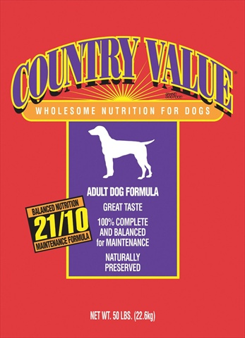 419032 Country Value Adult Dog 50