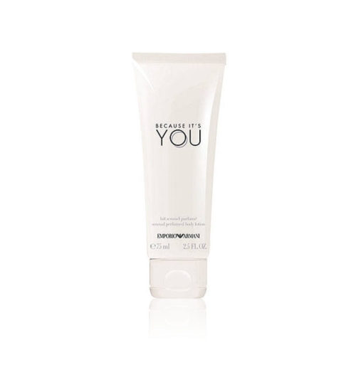 42303 2.5 oz Because Its You Perfumed Body Lotion
