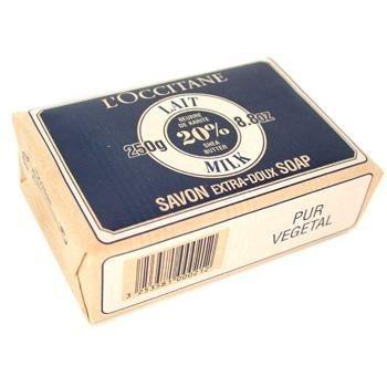 43645 250 g Shea Butter Extra Gentle Soap, Milk