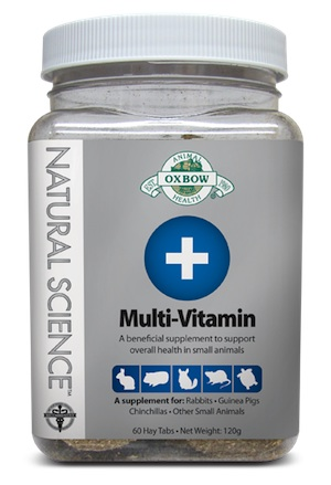 448199 Oxbw Natural Sci Mult Vit Supp 60Ct