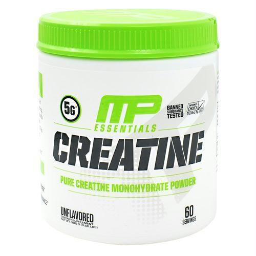 4820235 300 g Essentials Creatine, Unflavored - 60 Servings