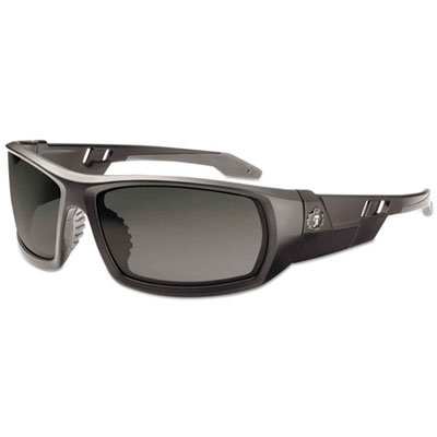 50430 Skullerz Odin Safety Glasses - Matte Black