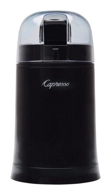 505.01 120V 160 watt Coffee & Spice Grinder Black
