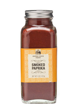509A-CT4 Smoked Paprika - Pack of 6