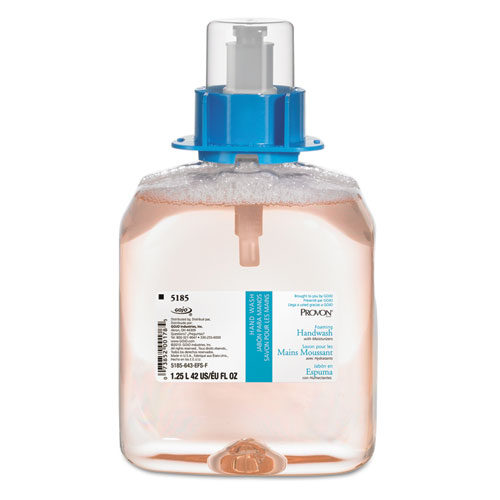 518503EA Foaming Handwash w/Moisturizers, Cranberry Foaming Refill, 1250mL