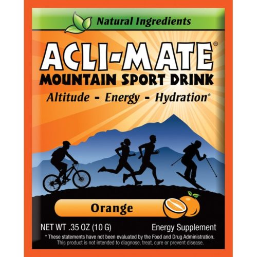 525230 Mountain Sports Drink, Orange