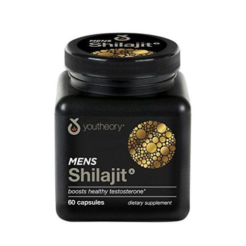 537711 Mens Shilajit Advanced - 60 Count