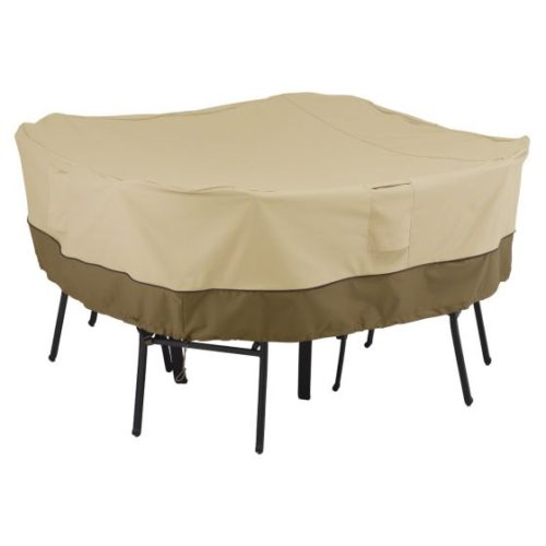 55-942-031901-EC 10CS Rect & Oval Table & Chair Cover Herb - Small