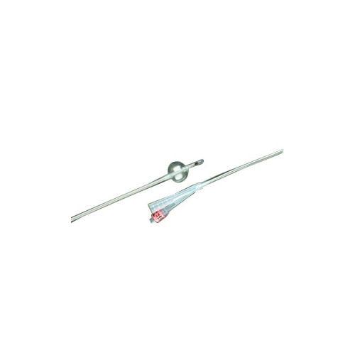 571758SI16 16 fr, 5 cc 2-Way Silicone Foley Catheter