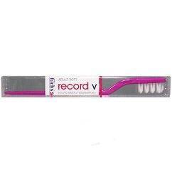 58392 Record V Nylon Toothbrush Sf