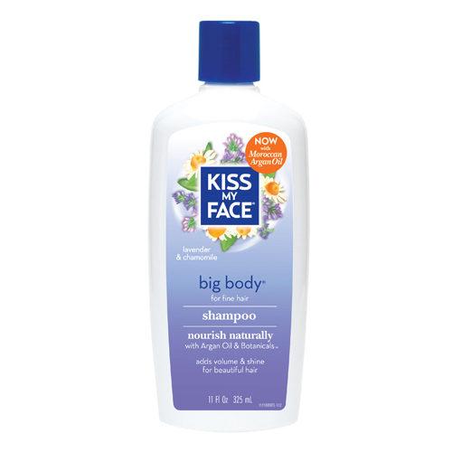 587733 Big Body Shampoo Lavender and Chamomile - 11 fl oz