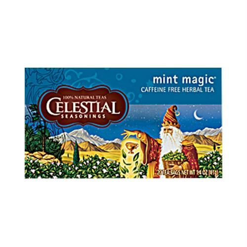 630657 Herbal Tea Caffeine Free Mint Magic - 20 Tea Bags - Case of 6