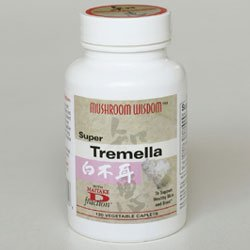 632904 Super Tremella Tablet - 120 Vegetarian Capsules, 24 Per Case