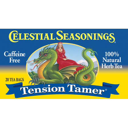 63478 Tension Tamer Herb Tea