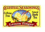 63487 Lemon Zinger Herb Tea