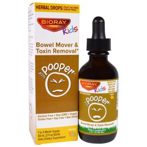 641002 2 oz NDF Pooper Liquid Herbal Drops