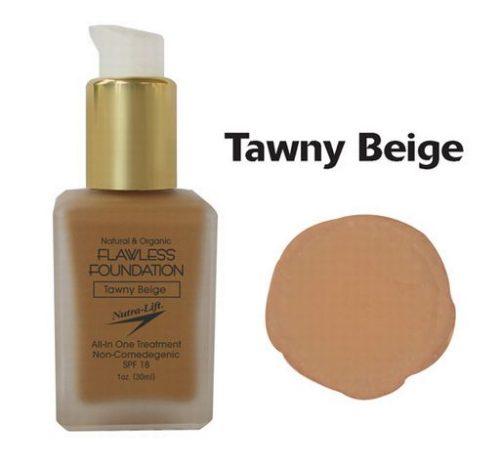 676896000693 Tawny BeigeFlawless Foundation