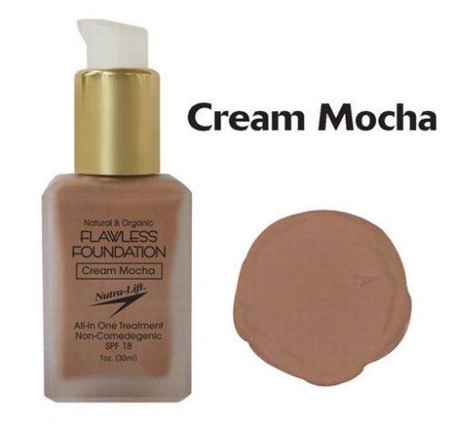676896000730 Cream MochaFlawless Foundation