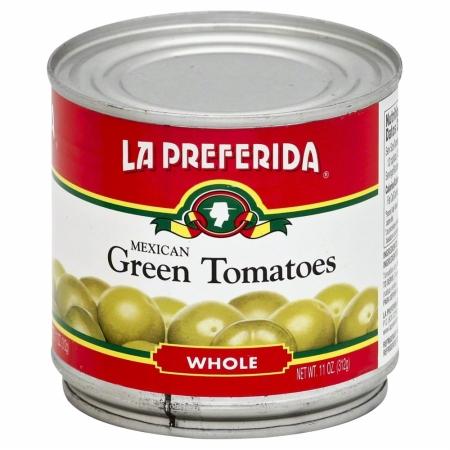 6772 11 oz. Tomatillo Green