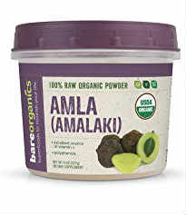 681856 8 oz Organic Amla Powder Indian Gooseberry - 6 Per Case