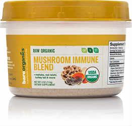 681955 4 oz Organic Mushroom Immune Blend - 6 Per Case