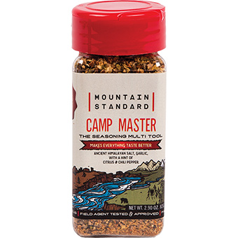702285 Mountain Standard Camp Master Spice
