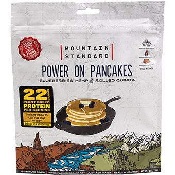 702300 Mountain Standard Power Blueberry Pancakes