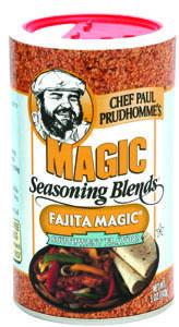 70617 5 oz. Seasoning Blends Fajita