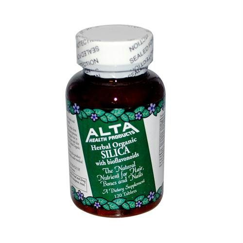 725903 Products Silica With Bioflavonoids - 500 mg - 120 Tablets